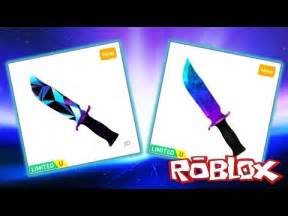 Mm2 Roblox Knife Values