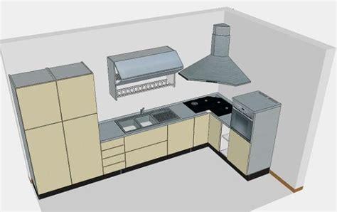 piano cottura angolare cucine ad angolo soluzioni