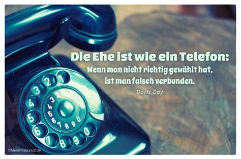 die ehe ist wie ein telefon wenn man nicht richtig