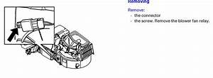 I Own A 2001 Volvo S40 And The Heating  Cooling Fan For The