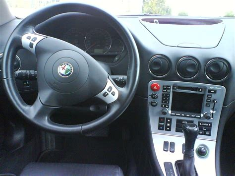 Alfa 166 Interni Sportronic