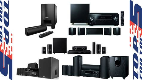 Top Best Home Theater Systems Youtube