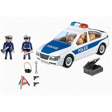 Policyjny Pościg I Radiowóz W Playmobil 5184 Klocki City Action Radiowóz Policyjny
