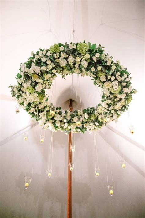 17 Best Images About Hanging Flowers And Backdrops On