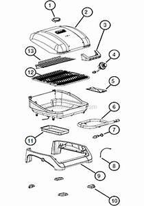 Coleman 2000004500 Parts List And Diagram