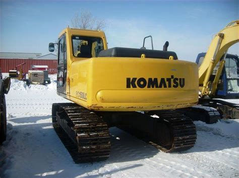 komatsu pc excavation site work contractor talk
