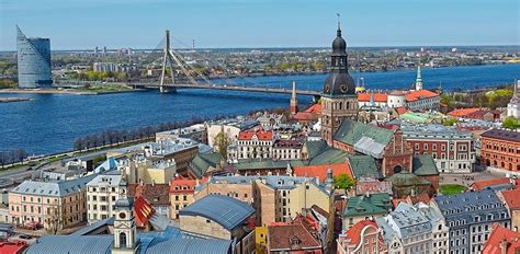 Best Areas to Stay in Riga, Latvia   Best Districts