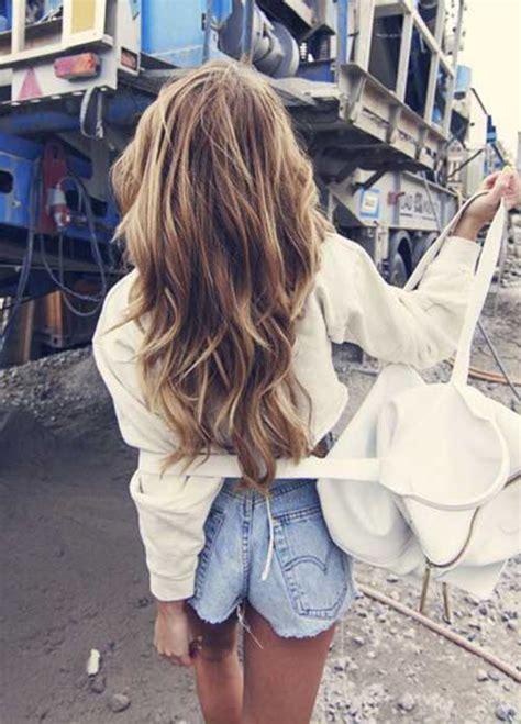 novas camadas cabelo comprido bom penteados