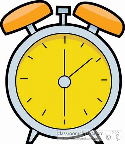 Objects Clipart Clock Alarm Clip Object Classroom