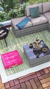 Teppich Für Balkon : die 25 besten ideen zu balkon teppich auf pinterest outdoor teppich teppich f r balkon und ~ Whattoseeinmadrid.com Haus und Dekorationen