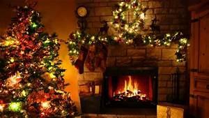Weihnachten In Hd : kaminfeuer an weihnachten mit geschm cktem tannenbaum deko youtube ~ Eleganceandgraceweddings.com Haus und Dekorationen