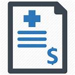 Icon Insurance Policy Health Medical Bill Icons