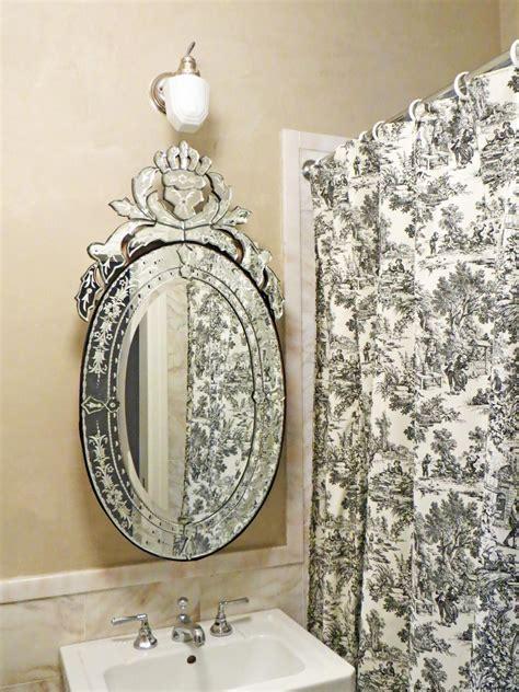 bathroom mirror oval top 15 small venetian mirrors mirror ideas 11064
