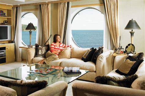 Live on luxury cruise ship studio flats on sale for £