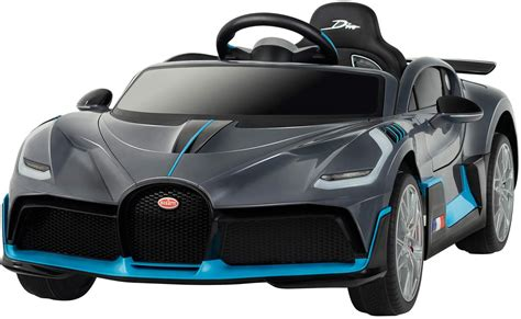 Luxury automaker bugatti had barely unveiled its new sports car when the vehicle was purchased by a mystery buyer for an unprecedented €16.7 million ($19 million). Uenjoy 12V Licensed Bugatti Divo Kids Ride On Car Electric ...