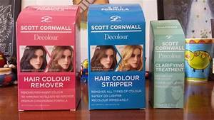 Hair Colour Stripping With Scott Cornwall39s Decolour And