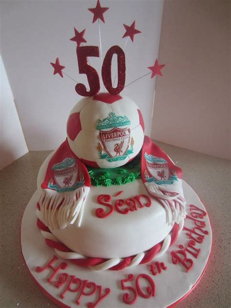 Birthday Cakes, Liverpool And For Him On Pinterest