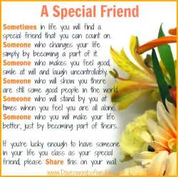 special friend quotes quotesgram