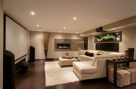 Take Your Home To Next Level With Stylish Media Room