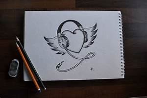 music drawing | Music Gives Me Wings - for Music-Lovers ...