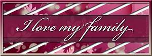 I Love My Family Facebook Covers, I Love My Family FB ...