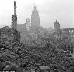Dresden Germany Bombing WWII