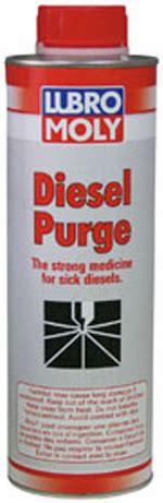 lubro moly diesel purge injection cleaner  ml lmy
