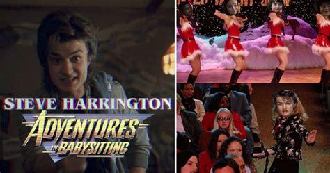 Steve Harrington Memes - hilarious steve harrington memes that prove he s the star of stranger things 2
