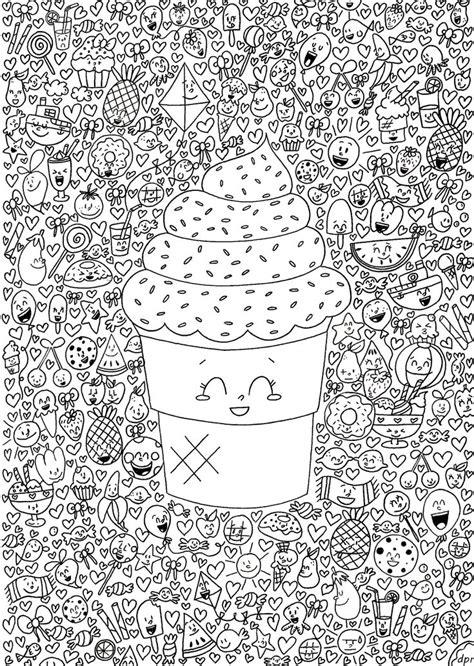 kawaii coloring book coloriage th 233 rapie kawaii plaatjes voor de