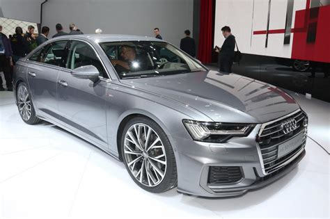 New 2018 Audi A6 revealed: specs and pics | Auto Express