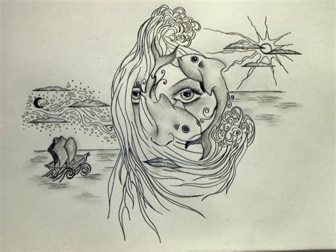 Pisces Tattoo Idea By Cultureplasticart On Deviantart