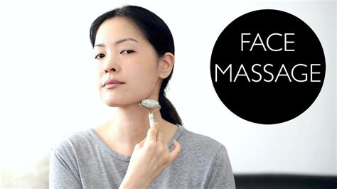 Japanese Facial Massage Roller Hot Nude 18