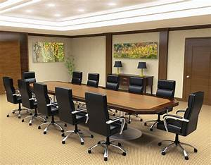 Boardroom with Acrylic Mounted Prints : Virtual Room