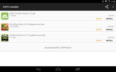 Xapk Installer File Extensions