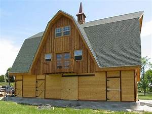 gambrel style barn pros barn in hillsborough north With barn pro homes