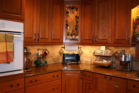 45 degree kitchen cabinet prep zone hoosier at home page 2 3915