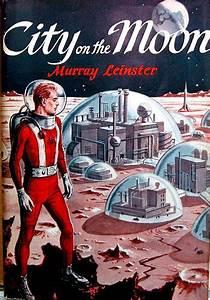 City on the Moon ( retro futurism / vintage science ...