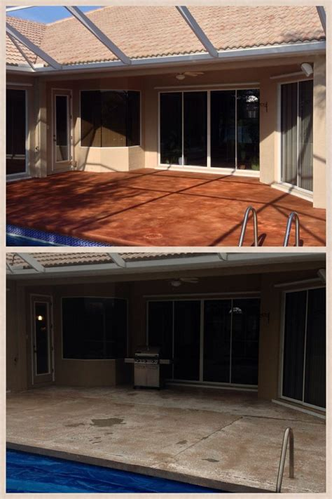 deck resurfacer vs stain 1000 images about concrete stain by klein paint works on