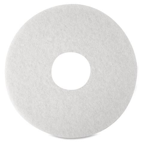Floor Buffer Pads Color Code by Floor Polishing Pads 16 5 Bx White Mmm35059 Floor