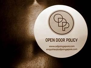 Open Door Policy 1899