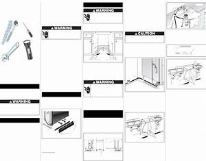 Frigidaire Dishwasher 154427301 User Guide