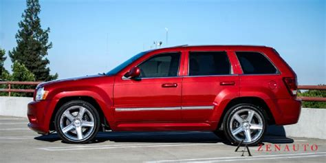 2006 jeep grand cherokee custom 2006 jeep grand cherokee srt 8 srt8 custom awd in