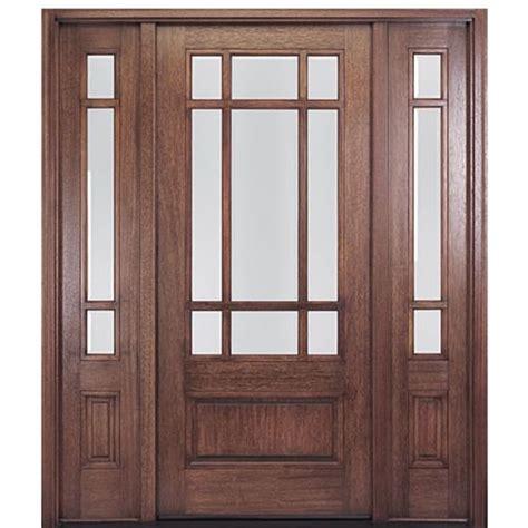 Mai Doors Htc70012  9lite Marginal Tdl Craftsman Door