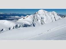 Salita sul Monte Rosa Capanna Margherita , con Guida Alpina