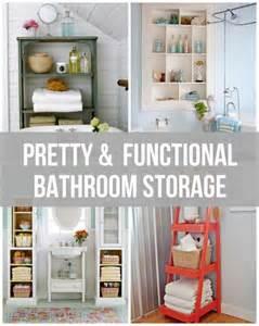 apartment bathroom storage ideas pretty functional bathroom storage ideas the