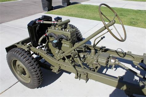 chassis jeep willys ll montrealeast