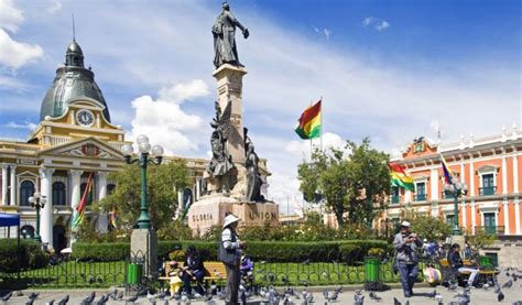 4 Self-Guided Walking Tours in La Paz, Bolivia + Create ...