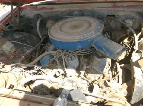 find   ford galaxie base  windsor great project