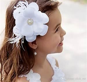 Kids Hair Accessories For Weddings WRSNH