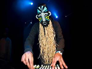 DJs From Mars without Mask - Pics about space